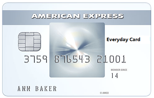 AMEX Everyday Card(ED)信用卡【8/7更新:消费送额外10k/12.5k MR,ymmv】